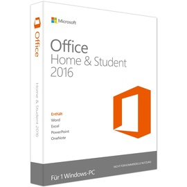 Microsoft Office Home & Student 2016 ESD ML Win