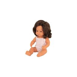 Miniland Babypuppe Babypuppe Mädchen 38 cm
