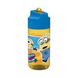 p:os Trinkflasche Tritan Trinkflasche Minions, 430 ml