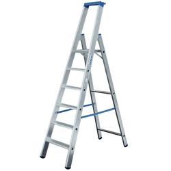 Stufen Stehleiter Alu 8 Stufen Leiter