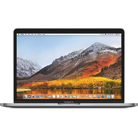 "Apple MacBook Pro Retina (2018) 13,3"" i7 2,7GHz 16GB RAM 512GB SSD Iris Plus 655 Space Grau"