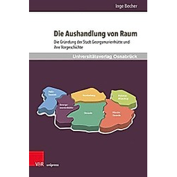 Die Aushandlung von Raum. Inge Becher  - Buch