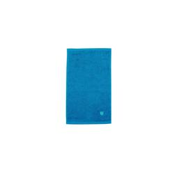 Ross Gästetuch Vita in petrol, 30 x 50 cm