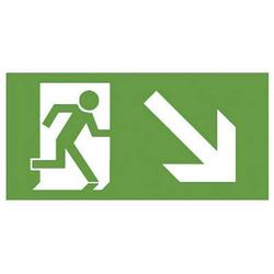 B-Safety F563-E Fluchtweg-Hinweisschild