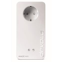 DEVOLO (1200Mbit, Powerline + WLAN, 2x LAN, Mesh) WLAN-Router, Magic 1 WiFi ac Ergänzung