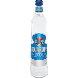 Bojaroff Wodka, 37,5 % vol 0,7 Liter