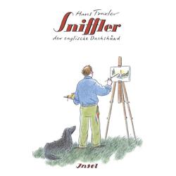 Sniffler als Buch von Hans Traxler