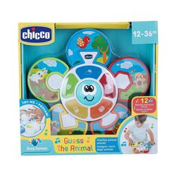 Chicco Spiel, Elektronisches Puzzle - Errate das Tier