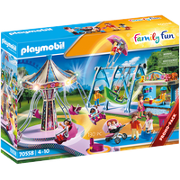 Playmobil Family Fun Großer Vergnügungspark 70558