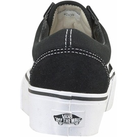 VANS Old Skool Platform black/ white, 38.5