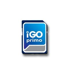 iGo Primo Navigationssoftware für Dynavin