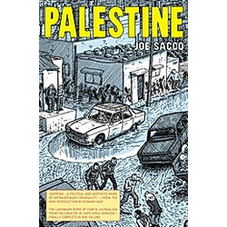 Palestine. Joe Sacco  - Buch