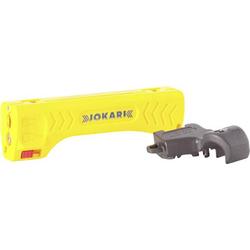 Jokari T30110 Kabelentmanteler Geeignet für Koaxialkabel 4.8 bis 7.5mm RG6, RG59/U, RG58