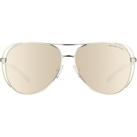 Michael Kors Lai MK1024 11765A silver-pale gold / bronze mirror