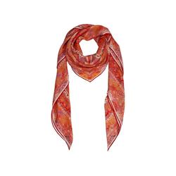 Roeckl Schal (1-St) Damenschal rot