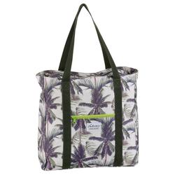 fabrizio® Strandtasche, auch als Shopper einsetzbar grau