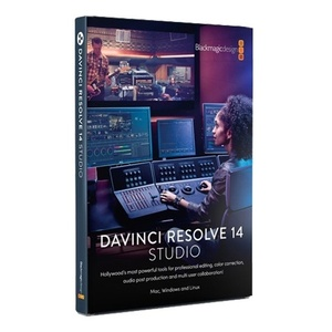 BLACKMAGIC DESIGN Davinci Resolve Studio 14