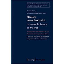 Macrons neues Frankreich / La France nouvelle de Macron - Buch