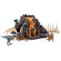 Schleich Dinosaurs - Riesenvulkan mit T-Rex (42305)