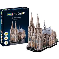 Revell 3D-Puzzle Kölner Dom bunt Kinder Ab 9-11 Jahren Altersempfehlung Puzzles