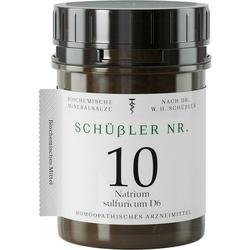 Schuessler Nr. 10 Nat. sulf. D6