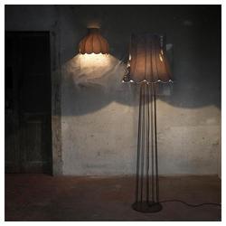 Karman Stehlampe Life Vintage
