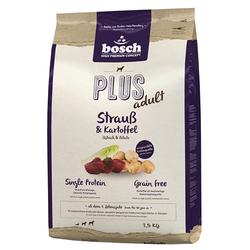 (5,60 EUR/kg) Bosch PLUS mit Strauß & Kartoffeln 2,5 kg