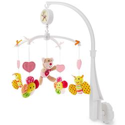 Musik Mobile Baby Spieluhr LaLeLu Bärchen Babybett Einschlafhilfe Ø 31 cm Mobilés mehrfarbig