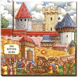 Trötsch Fensterbuch Die Ritterburg: Buch von