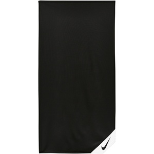 NIKE Cooling Small Towel Handtuch 92 x 46 cm 010 black/white S