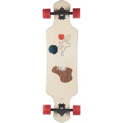 GLOBE GEMINON DT 35 Longboard 2021 walnut/cockatoo