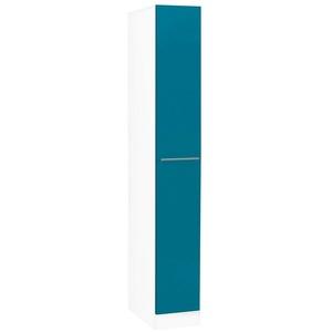 wiho Küchen Apothekerschrank Flexi2 blau