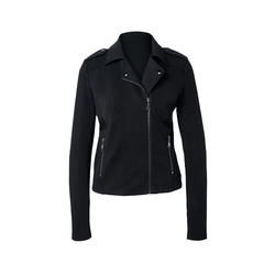 Sweat-Bikerjacke