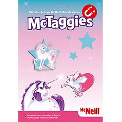 McNeill McTaggies-Set Einhorn