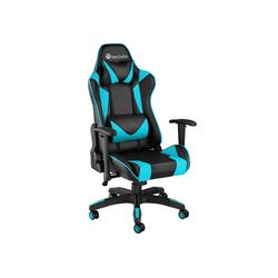 tectake Gaming-Stuhl Premium Racing Bürostuhl Twink schwarz