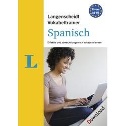 Langenscheidt Vokabeltrainer 7.0 Spanisch