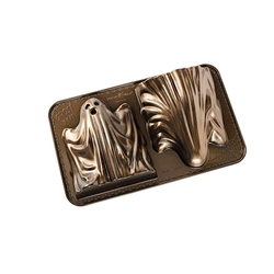Nordic Ware Ghost Backform Aluminium Braun