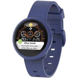 MyKronoz ZeRound3 Lite Smartwatch Blau