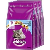 whiskas Adult 1+ Thunfisch 3 x 3,8 kg