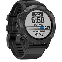 GARMIN fenix 6 Pro Smartwatch schwarz