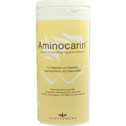 Aminocarin Pulver Dose