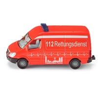 SIKU 0805 - Krankenwagen verschiedene Farben 1:55