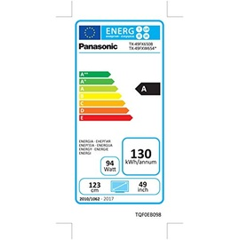 Panasonic TX-49FXW654S