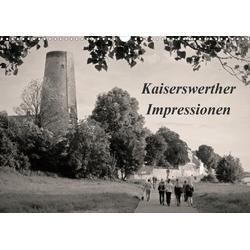 Kaiserswerther Impressionen (Wandkalender 2021 DIN A3 quer)