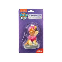 deKora Formkerze Kuchenkerze Peppa Pig 3D rosa