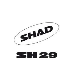 SHAD SH29 SHAD STICKERS 2011