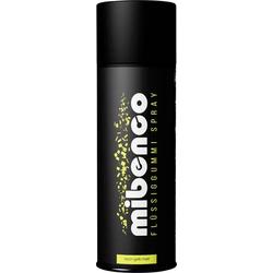 Mibenco Flüssiggummi-Spray Farbe Neon-Gelb (matt) 71421026 400ml