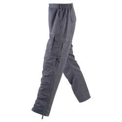 Herren Trekkinghose / Zip-Off 2in1   James & Nicholson carbon L