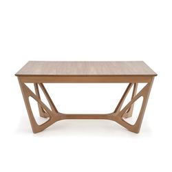 Stół rozkładany Arenas 160-240x100 cm orzech amerykański
