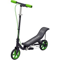 X 560 Space Scooter, grün